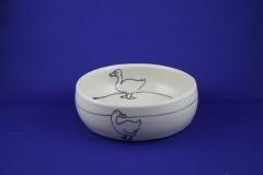 kid bowl duck
